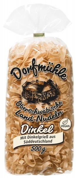 Dorfmühle Dinkelbandnudeln Halbbreit