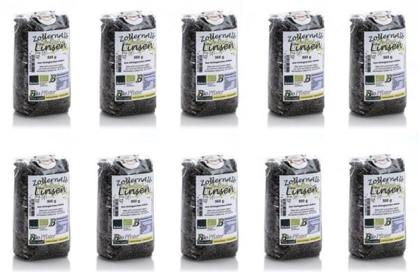 Bioland - Linsen |Zollern-Alb 10er Pack