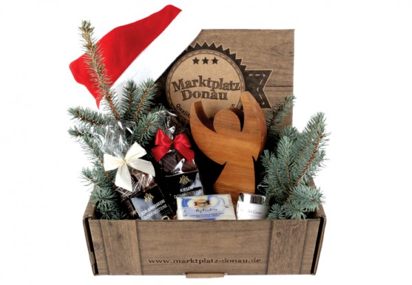 Weihnachtsbox für SIE premium