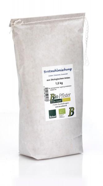 Bioland - Brotmehlmischung