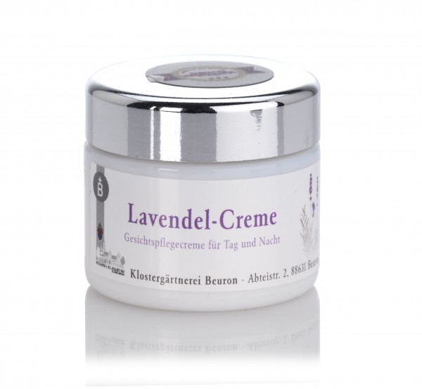 Lavendel-Creme