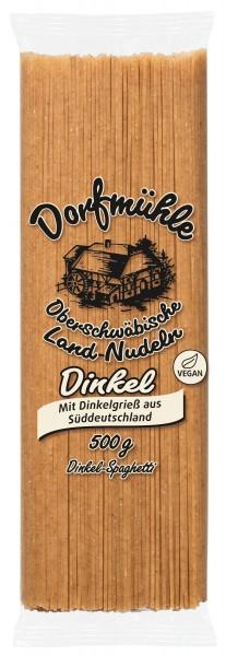 Dorfmühle Dinkelspaghetti