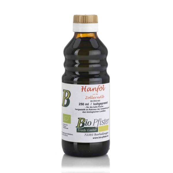 Bio - Hanföl