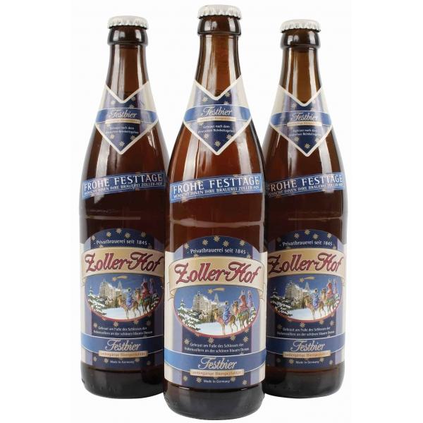 Brauerei Zoller-Hof - Festbier Box