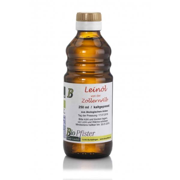 Bio - Leinöl