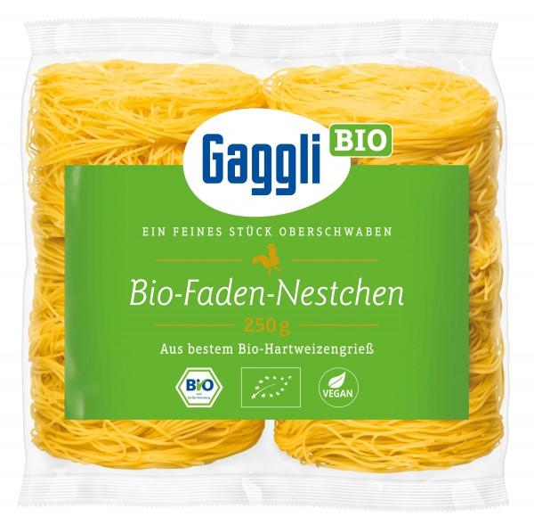 Gaggli BIO Faden Nestchen