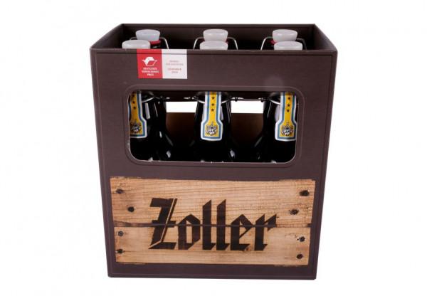 Brauerei Zoller-Hof - Zwickel naturtrüb