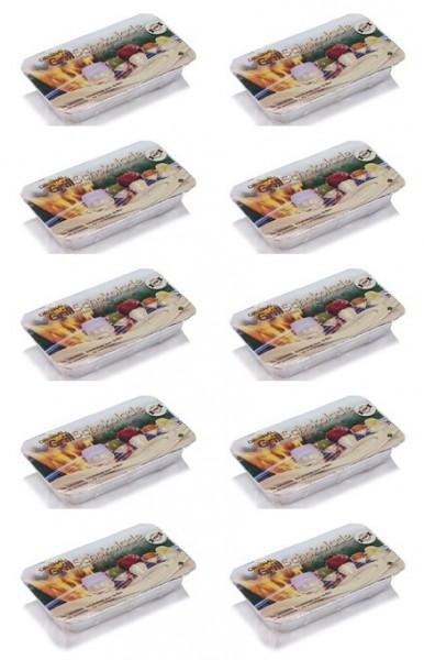 GrillSchokolade weiß 10er Pack